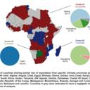 Coronavirus spread across Africa