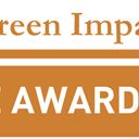green impact bronze award